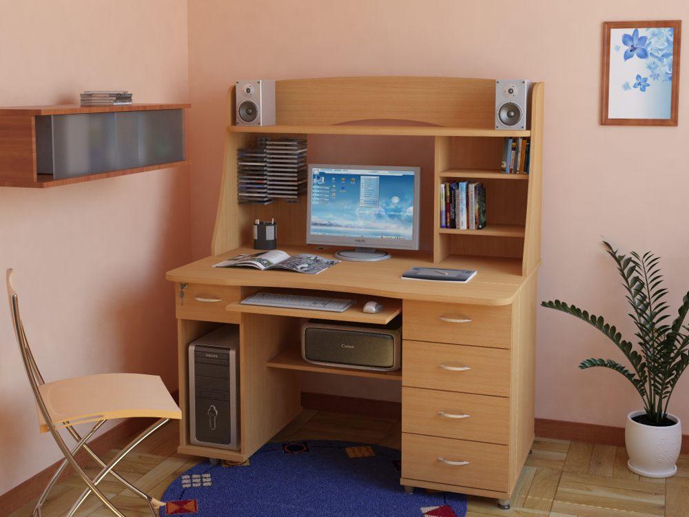 Компьютерные столы на заказ в новосибирске.